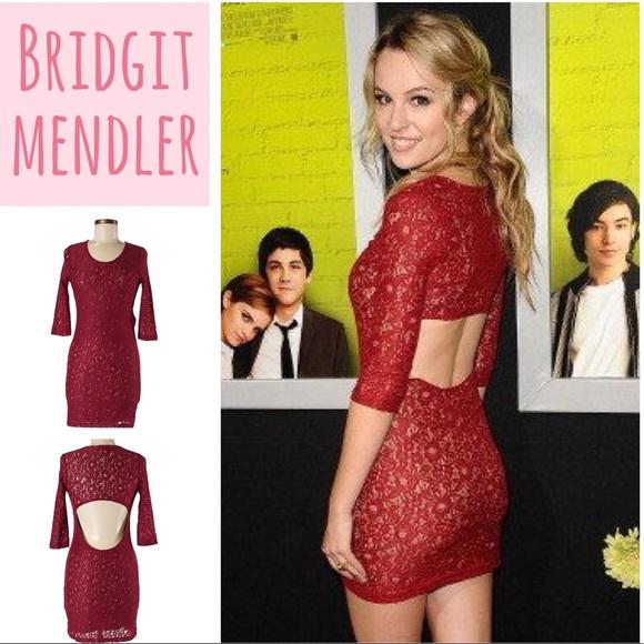 Briget mendler in panties Lovers Friends Dresses Lovers Friends Dress As Seen On Bridgit Mendler Poshmark